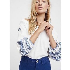 Free People Bubble Tee Thermal